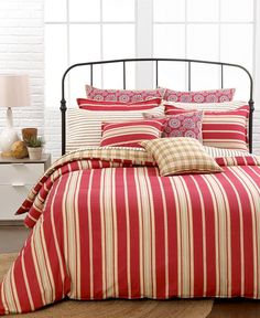 Tommy Hilfiger Bedding, Zanzibar Comforter And Duvet Cover Sets   Bedding  Collections   Bed U0026
