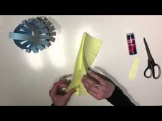 How to make a chinese paper lantern in 99 seconds!