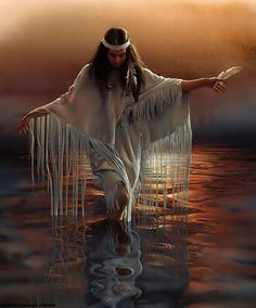 Fine Art and You: Native American Paintings Native American Cherokee, Native American Wisdom, Native American Beauty, American Indian Art, Native American History, American Indians, Cherokee Indians, Cherokee Indian Art, Cherokee Nation