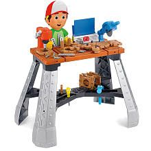 Fisher-Price Handy Manny's Repair Shop.  @Heather Tiger what do you think of this for Micah's BD?