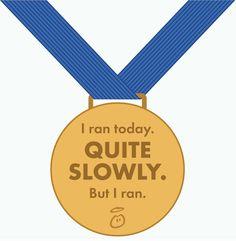 me today - quite slow.