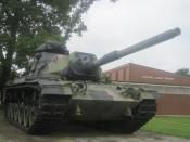 The 105 mm Gun Full Tracked Combat Tank, M60, also known unofficially as the M60 Patton, is a first-generation main battle tank (MBT) introduced in December 1960. It was widely used by the U.S. & its Cold War allies, especially those in NATO, & remains in service throughout world today despite being superseded by M1 Abrams. Egypt is currently largest operator w/1,700 upgraded M60A3s, Turkey is 2nd w/more than 900 upgraded units in service, & Israel is 3rd w/over 700 units of Israeli…