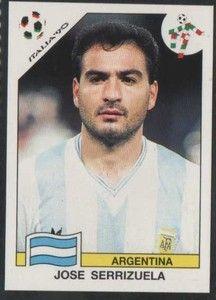 José Serrizuela - Argentina