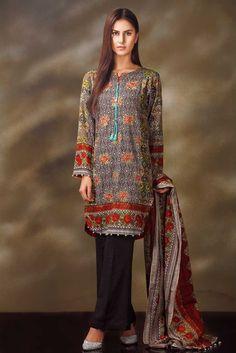 Latest Eid Collection By Warda 2017 To Wear On Eid