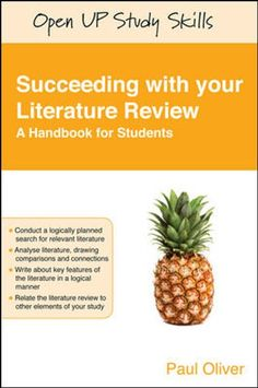 Succeeding With Your Literature Review: A Handbook For Stud... Research Writing, Dissertation Writing, Academic Writing, Writing Help, Grey Literature, Liverpool John Moores University, Science Writing, Proposal Writing, Essay Topics