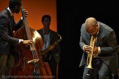 Terence Blanchard 5et al teatro Verdi, venerdì 16 novembre.    scatto di Matteo Smania per Fotoclub Padova.