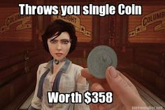 #BioshockInfinite Logic