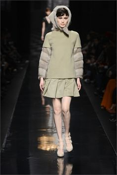 Ermanno Scervino Fall/Winter 2013-14 _ Going Nude