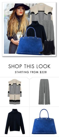 """""""SHOP - Brenda Macleod"""" by brendamacleod ❤ liked on Polyvore featuring Vince and 1205"""