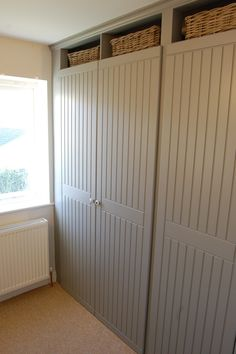 Image result for built in wardrobe doors