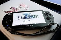 Final Fantasy PS vita