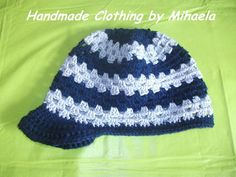 Crocheted baby hat   # Pin++ for Pinterest #