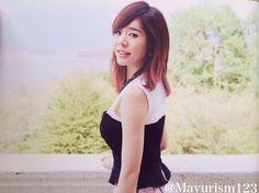 Sunny Lee Soonkyu of Girls' Generation #SNSD The Best photobook