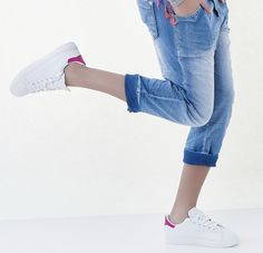 Eros Collection printemps/été 2015 #EROSCOLLECTION #PP15 #SS15 #style #fresh #spring #printemps #detail #jeans #top #style #belle #rebelle #rock #love #quote #colors #rose #pink #sneakers #baskets