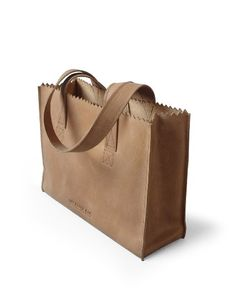 MYOMY MY PAPER BAG HANDBAG HANDTASCHEN ZIP BLOND