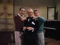"Moses supposes (from ""Singing in the rain"") another wonderful part from a classic movie!"