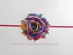 Tie dye Headband: baby headbands, newborn headband, infant headband, toddler headband, childrens headband