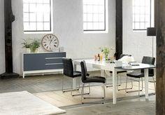 Ruokapöydän tuoli HAMMEL keinonahka | JYSK