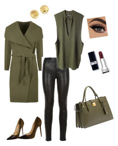 olive love by expressionofeden on Polyvore featuring polyvore fashion style adidas Originals WearAll J Brand Jimmy Choo Miu Miu Michael Kors