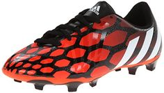 adidas Performance Predito Instinct FG J Firm Ground Soccer Shoe >>> Read review @ http://www.amazon.com/gp/product/B00OLP2L0M/?tag=lizloveshoes-20&bc=150816221202
