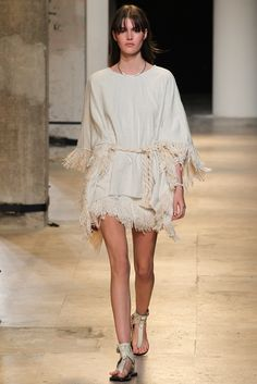Isabel Marant Spring 2015 Ready-to-Wear Fashion Show - Vanessa Moody (Women)