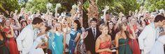 Celebrate Good Times C'mon! Celebrate Good Times, Celebrities, Wedding, Beautiful, Dresses, Fashion, Valentines Day Weddings, Vestidos, Moda