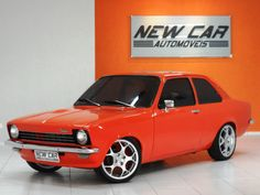 Chevette 1975 tubarão Retro Cars, Vintage Cars, Chevy, Car Chevrolet, Sport Cars, Race Cars, Automobile, Top Cars, Car Wheels