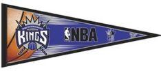 Sacramento Kings Pennant