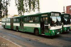 Tallinna Linnatranspordi AS (end. Tallinna Autobussikoondise AS) - 3549   549TAK   Volvo B10MA-55 Aabenraa (1984) - ytra.eu bussi- ja reisilaevagalerii