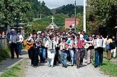 Habitantes de Tenaún, Chiloé