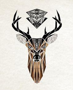 oh deer! by MaNoU56