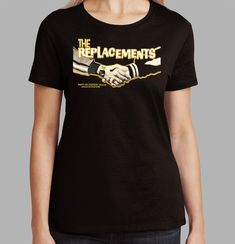 replacements-forest-hills-tshirt-3 Bathroom, Lady, Mens Tops, T Shirt, Fashion, Washroom, Supreme T Shirt, Moda, Tee Shirt