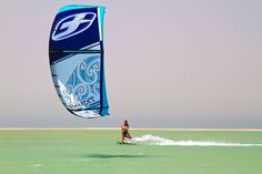 Charlotte Consorti @ Oman #Bandit6 #kitesurf
