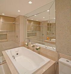 26 Ideas For Bathroom Interior Design Classic Bathtubs Interior Minimalista, Modern Bathroom Design, Bathroom Interior Design, Rich Home, Bathroom Colors, Bathroom Furniture, Bathroom Inspiration, House Design, Gisele