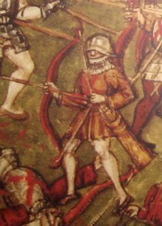 Detail de bataille de Grandson