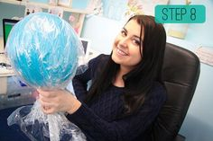 Wedding DIY: How To Make Giant Candy Lollipops!