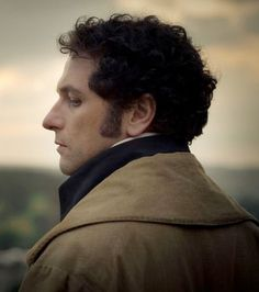 Matthew Rhys as Mr. Darcy in the BBC TV Series Death Comes to Pemberley