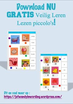 Primary School, Pre School, Dutch Language, Kids Writing, Creative Teaching, Preschool Worksheets, Speech And Language, Kids Education, Classroom Management