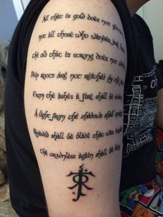 all that is gold does not glitter tattoo - Google Search