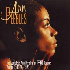 Ann Peebles.