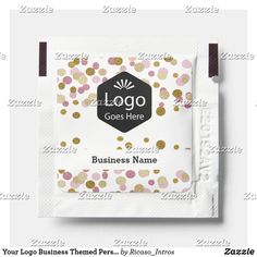 Your Logo Business Themed Personalized Hand Sanitizer Packet Catering Companies, Business Products, Promote Your Business, Business Branding, Active Ingredient, Hand Sanitizer, Design Your Own, 6 Years, Vivid Colors