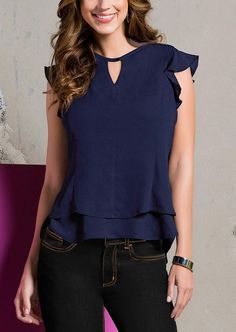 Cute Blouses for Women, Fall Fashion, Clothes for Work, Work Chic – Morning Lavender Love Fashion, Girl Fashion, Womens Fashion, Fashion Clothes, Look Office, Casual Outfits, Cute Outfits, Mode Style, Cute Tops