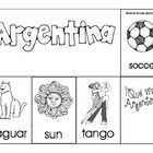 Flip Books for 20 different countries around the world. Great to teach about different countries. Countries are: Africa, Argentina, Brazil, Egypt,. Around The World Theme, Countries Around The World, Around The Worlds, Pre K Activities, Multicultural Activities, Hispanic Countries, Argentina Culture, Little Passports, Culture Day