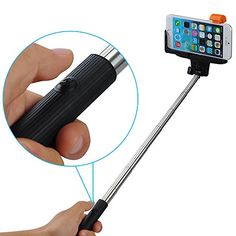Make group photos without leaving anyone out with this selfie stick.  #selfiestick