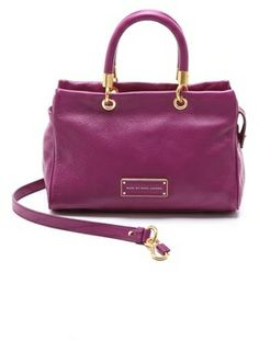 Marc by marc jacobs Too Hot To Handle Satchel on shopstyle.com