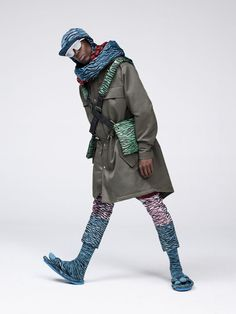 Here's a First Look at the Kenzo x H