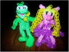 Kermit ans Miss Piggy