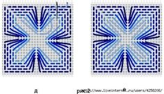 ♥ easy stich  patterns  #@af's collection