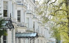 Old London has new appeal: once a haven for well-heeled Brits, Holland Park is quietly attracting wider attention, writes Eleanor Doughty Old London, West London, London Townhouse, Beautiful Places To Live, Property Real Estate, London Property, Holland Park, Second Empire, World Cities