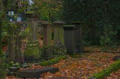 Tajemná místa: hřbitovy